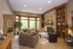Woodbury Custom Home Design