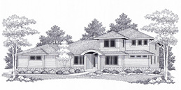 Dakota County Custom Home Design