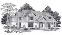 Shorewood Custom Home Design