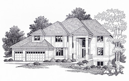 Chanhassen Custom Home Design
