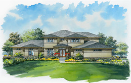 Mound Custom Home Design
