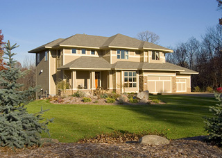 Prairie Style House Plans - Remodeled Home Design