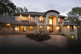 Minnetrista Custom Home Design