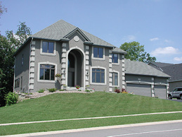 Shakopee Custom Home Design