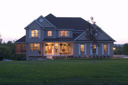 Minnetonka Custom Home Design