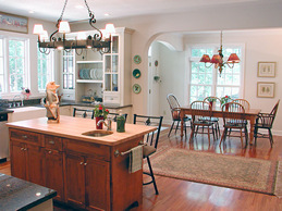 Dakota County Kitchen Remodeling Plans