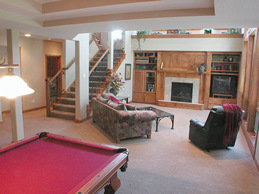 Scott County Basement Remodeling Design