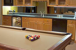 Apple Valley Basement Remodeling Design